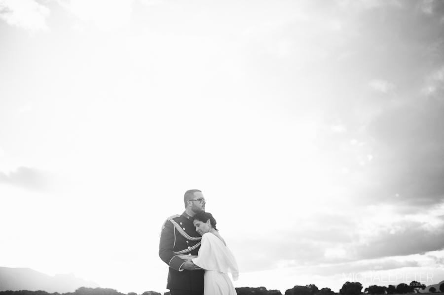 Uniforme Guardia Civil para bodas