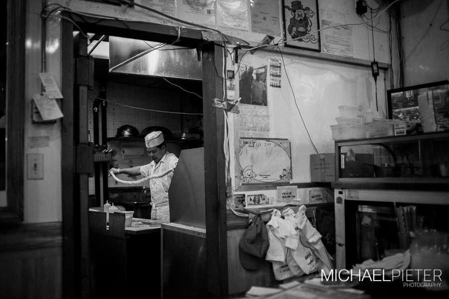Nueva York barrio chino