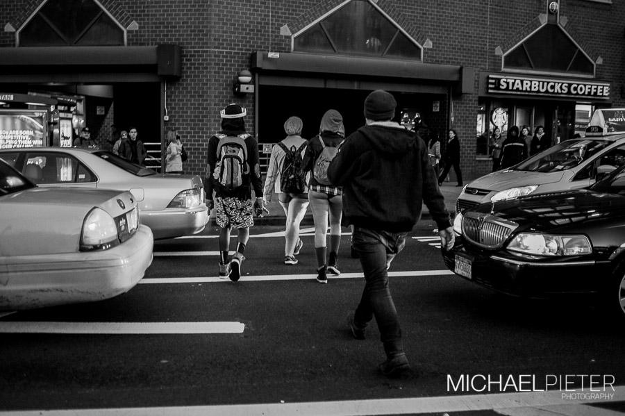Fotografia callejera Nueva York